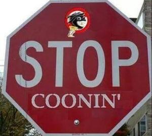stop coonin