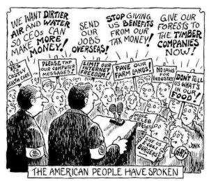 American people have spoken