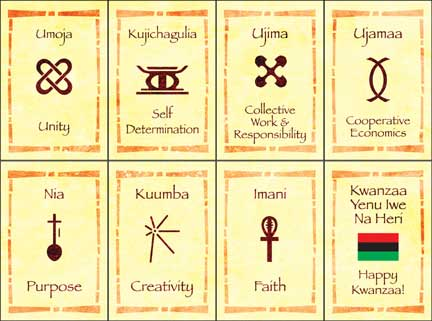 7 Reasons why Kwanzaa Is A Great Weapon In The fight Against Police Brutality
