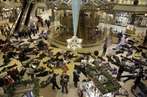 Mall die in