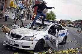 kid on cop car