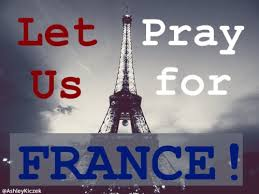To Pray or not to Pray (for France)