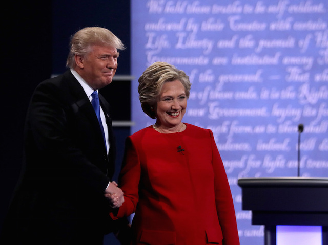 Why Donald Trump won the 1st presidential debate