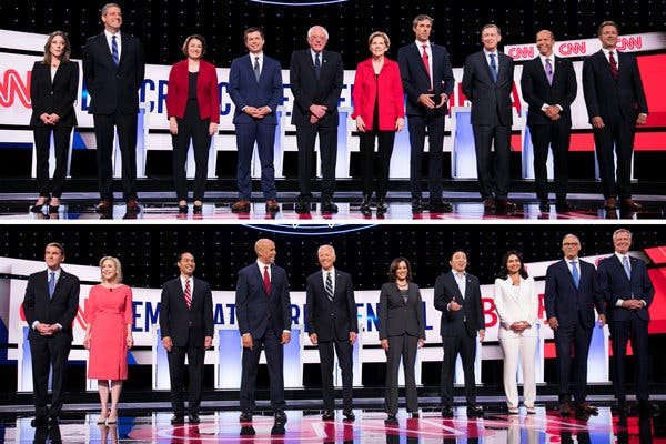 Round 2 of the Democratic debates: The Winners, Losers, and folks who need not come back