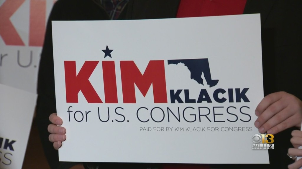 This image has an empty alt attribute; its file name is kim-klacik-for-congress.jpg
